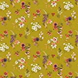 Hans-Textil-Shop Stoff Meterware Blütenduft Blumen - 1
