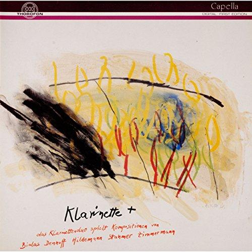 Grabstele für Erich Arendt für zwei Klarinetten
