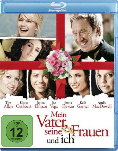 Mein Vater, seine Frauen und ich [Blu-ray]