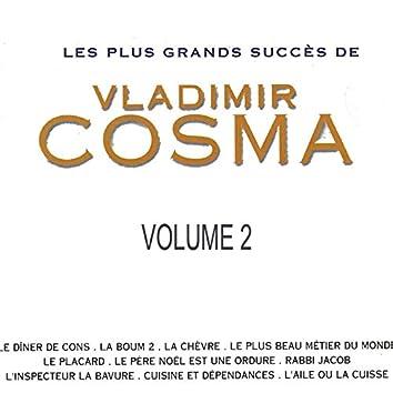 Les plus grands succès de Vladimir Cosma, vol. 2