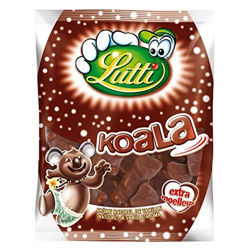 Lutti Koala XL Chocolat Lait en Vrac Friandise 2,5 Kg