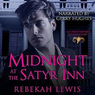 Midnight at the Satyr Inn audiobook cover art