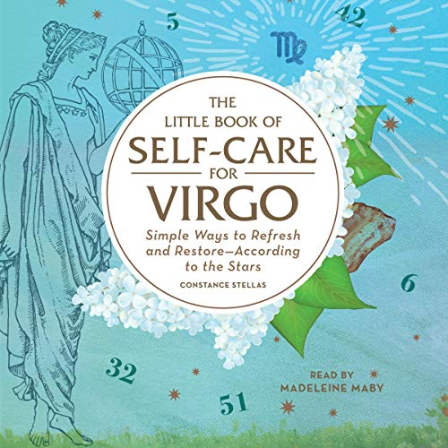 The Little Book of Self-Care for Virgo  By  cover art