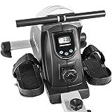 TecTake® Rudergerät Ruderzugmaschine Fitnessgerät mit Trainingscomputer - 4