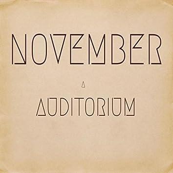 November Auditorium