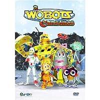 DVD - Wobots Christmas