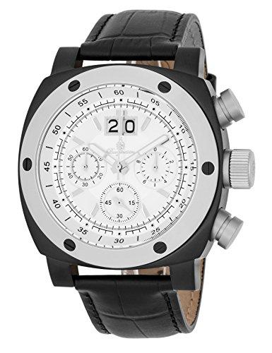 Burgmeister Herren analog Quarz Uhr BM348-612