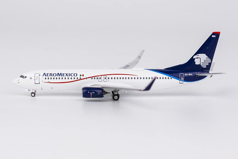 Be super welcome NGM58091 1:400 NG Ranking TOP16 Model AeroMexico pre- Reg S #XA-MIA B737-800