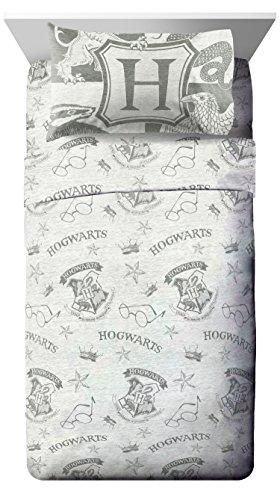 Jay Franco Harry Potter Spellbound 4 Piece Full Sheet Set