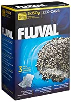 Hagen Fluval Zeo-Carb Ammonia Remover for Aquarium Filter by Hagen