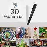LESHP - Lápiz 3D de 4ª Generación para hacer dibujos en 3 dimensiones