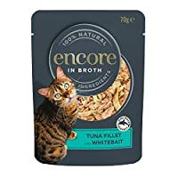 100% Natural Adult Cat Food. We insist on using only the highest quality, human grade fish protein in our recipes. 75% Tuna Fillet. Wheat Free and Hypoallergenic. No artificial colours, flavours or preservatives. Natural Source of Omega 3 & Amino Aci...