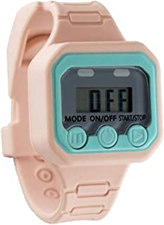Potty Fun Potty Training Watch Countdown Timer to Remind Your Toddler to Go Potty with a Fun Audio/Music Theme - Fits Wrists of 5 to 6.25 inches - Princess Potty Theme