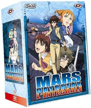 Mars Daybreak-L'intégrale