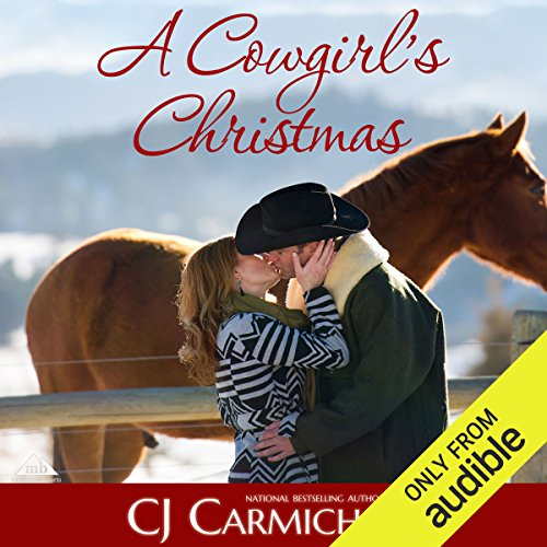 A Cowgirl's Christmas audiobook cover art