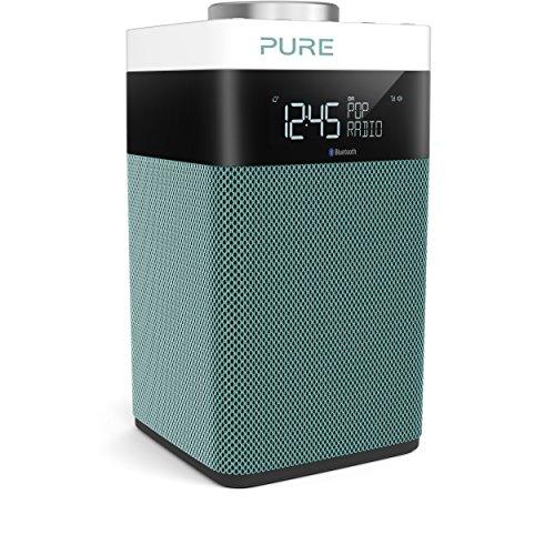 Pure Pop Midi S - Radio Digital portátil (Dab/Dab+, Bluetooth, Pantalla LCD)