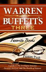 Mit Aktien Geld verdienen - Buchtip Warren Buffett's Three