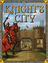 A Knight's City: With Amazing Pop-Ups and an Interactive Tour of Life in a Medieval City! by Philip Steele (2008-08-05)