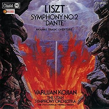 Dante Symphony / Tragic Overture