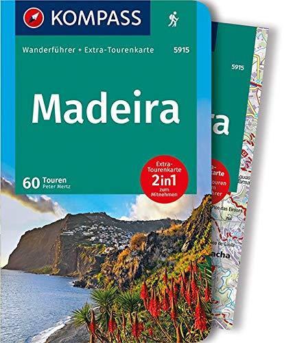 KV WF 5915 Madeira: 0 (KOMPASS-Wanderführer, Band 5915)