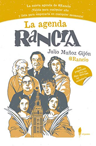 La agenda rancia: La nueva agenda universal de @Rancio (Fuera de colección)