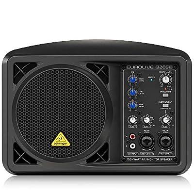 Behringer B205D Eurolive 150W PA/Monitor Speaker System by Behringer