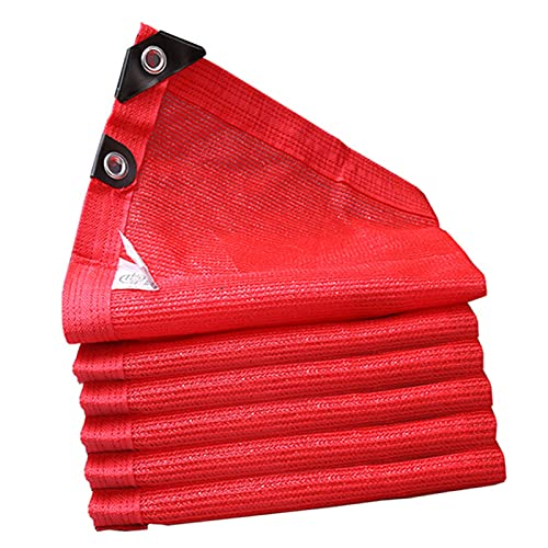YLSS Red De Sombra De Planta 90% Tasa De Sombreado Tela De Protección Solar Tela De Sombra Lona De Malla De Jardín para Invernadero Granero Pergola Piscina,2×3m/6.6×9.8ft