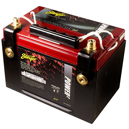 Stinger SPP1500DCR 1500 Amp SPP Series Dry Cell Battery