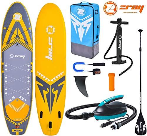 Tabla hinchable para paddle surf XL de Zray