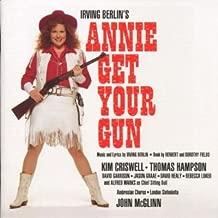 Irving Berlin: Annie Get Your Gun (1990 Studio Recording) [Kim Criswell, Thomas Hampson, Jason Graae, Rebecca Luker, David Garrison, London Sinfonietta, John McGlinn]