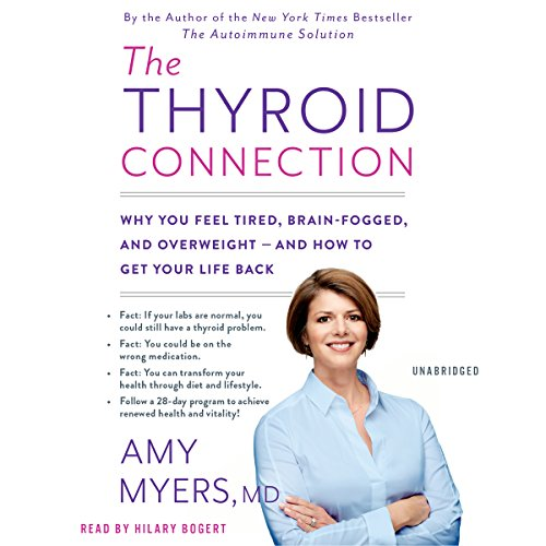 The Thyroid Connection audiobook cover art