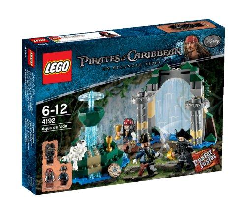 LEGO Pirates des Caraïbes - 4192 - Jeu de Construction - La Fontaine de Jouvence