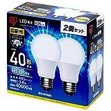 アイリスオーヤマ(送料無料) LED電球 E26 広配光タイプ 40W形相当 昼白色相当 LDA4N-G-4T42P (1900591) アイリスオーヤマ