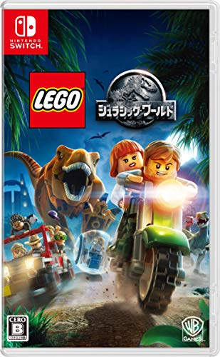 Juegos Nintendo Switch Lego Jurassic World Marca
