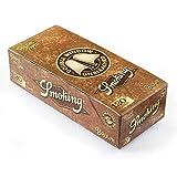 Smoking BROWN Double papier à rouler UNBLEACHED - 1 boîte = 3000 papiers