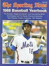 The Sporting News: 1988 Baseball Yearbook