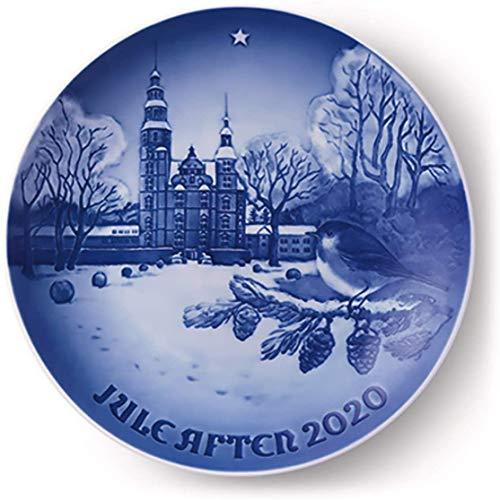 Royal Copenhagen Bing & Grøndahl 2020 - Piatto natalizio