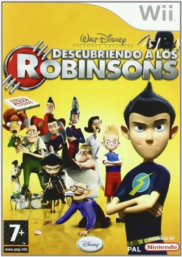 Descubriendo a los Robinson - Wii