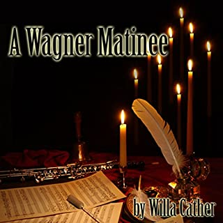 A Wagner Matinee audiobook cover art