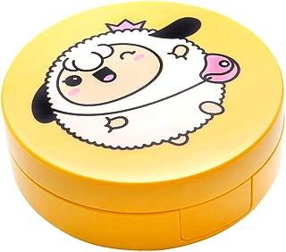 PUTTISU Safe Baby Mild Sun Cushion 15g For sensitive skin, Using EWG green level ingredients, Without stickness