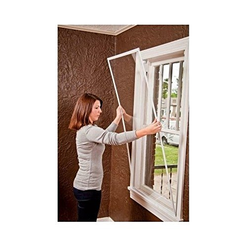 Window Insulation Kit Indoor Weatherproofing Snap And Seal Home Improvement Plastic Sheeting 38 By 60 Frame System For Winter Or Summer Buy Online In Faroe Islands At Faroe Desertcart Com Productid 16434662