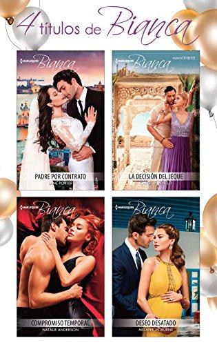E-PACK Bianca abril 2018 eBook: Autoras, Varias, GONZÁLEZ SERRANO,CELINA: Amazon.es: Tienda Kindle