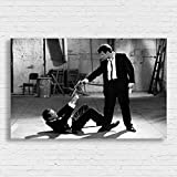 Box Prints Reservoir Dogs Movie Retro-Vintage-Stil Kunst
