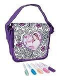 Smoby - 86080 - Loisirs creatifs - Color Me Mine Violetta - Sac bandouliere à colorier