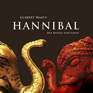Hannibal. Der Roman Karthagos Titelbild