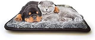 ペット用ヒーター ホットカーペット あったか 暖房器具 防水 噛み付き防止 防寒 猫用 犬用 小動物 45 * 45cm