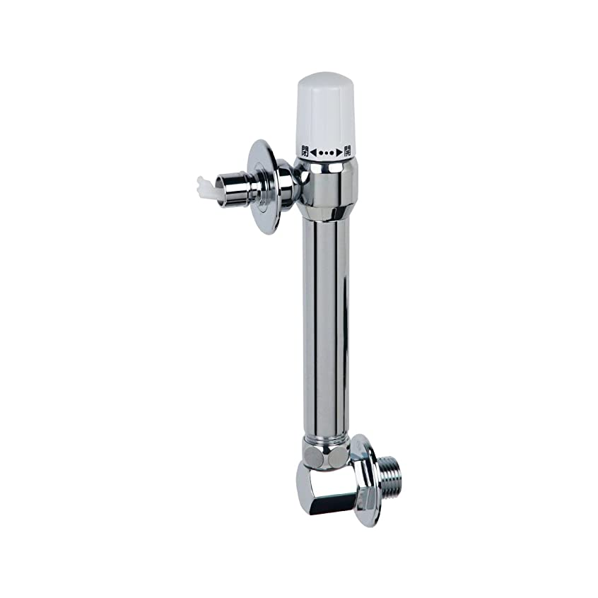確認ハイライトチャーミングカクダイ 洗濯機用水栓 ストッパーつき 732-000-13