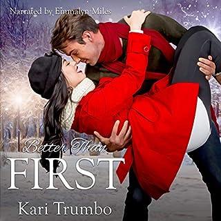 Better Than First audiobook cover art