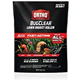 Ortho BugClear Lawn Insect Killer - Kills Ants, Ticks, Sod Webworms, Fleas and Spiders in Your Yard,...