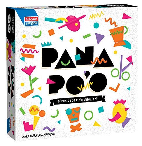 Falomir- Pana Po'o Juego de Mesa, Multicolor (1)